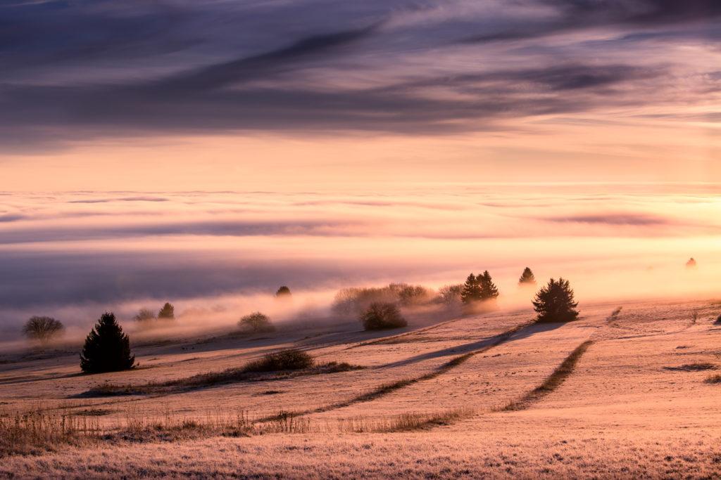 Nebelmeer Heidelstein