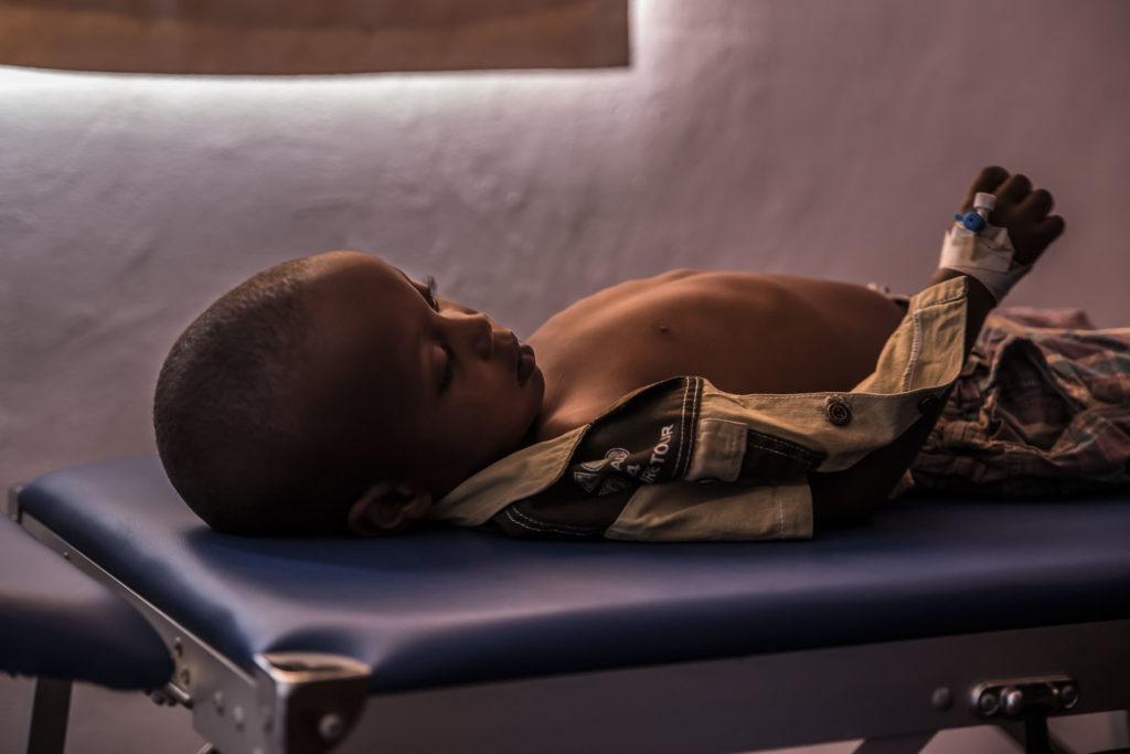 Patient Entwicklungshilfe