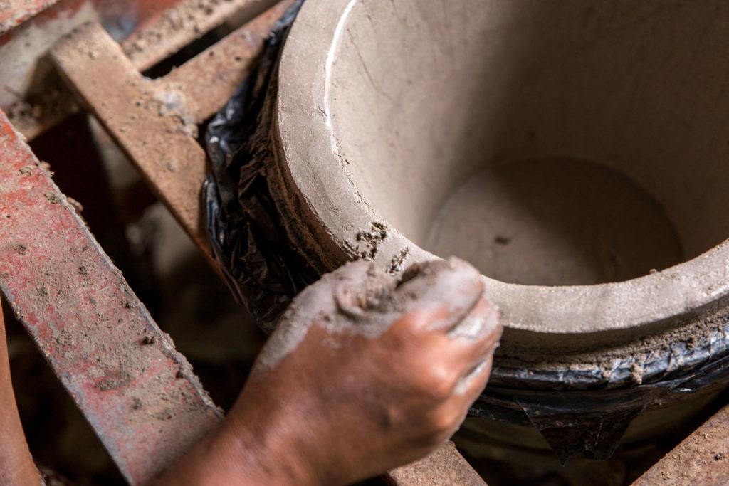 Wasserfilterproduktion Entwicklungshilfe Oru Water