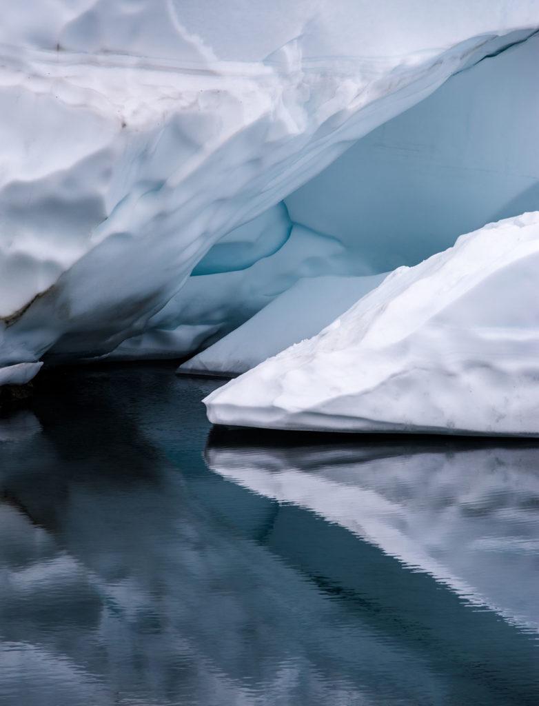 Hardangervidda Eis