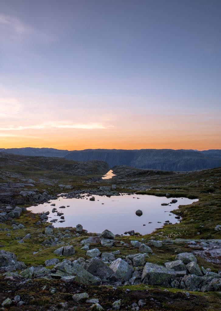 Moorlandschaft Hardangervidda