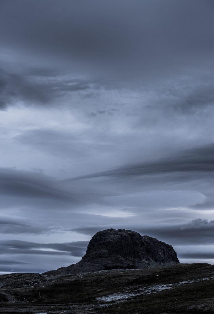 Hårteigen Berg Norgwegen Hardangervidda