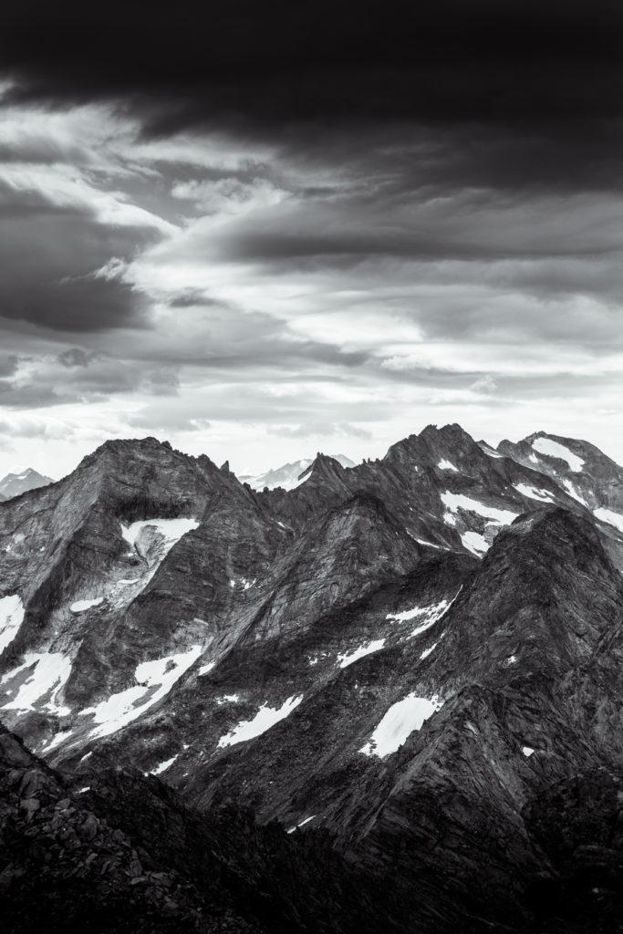 Zillertaler Alpen Ahornspitze