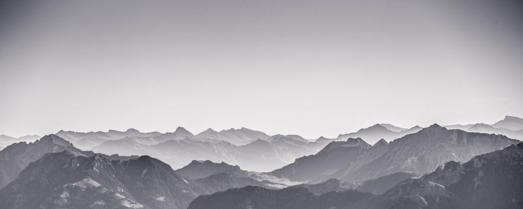 Schweiz Montafon Gebirge Pizol 5 Seen Wanderung