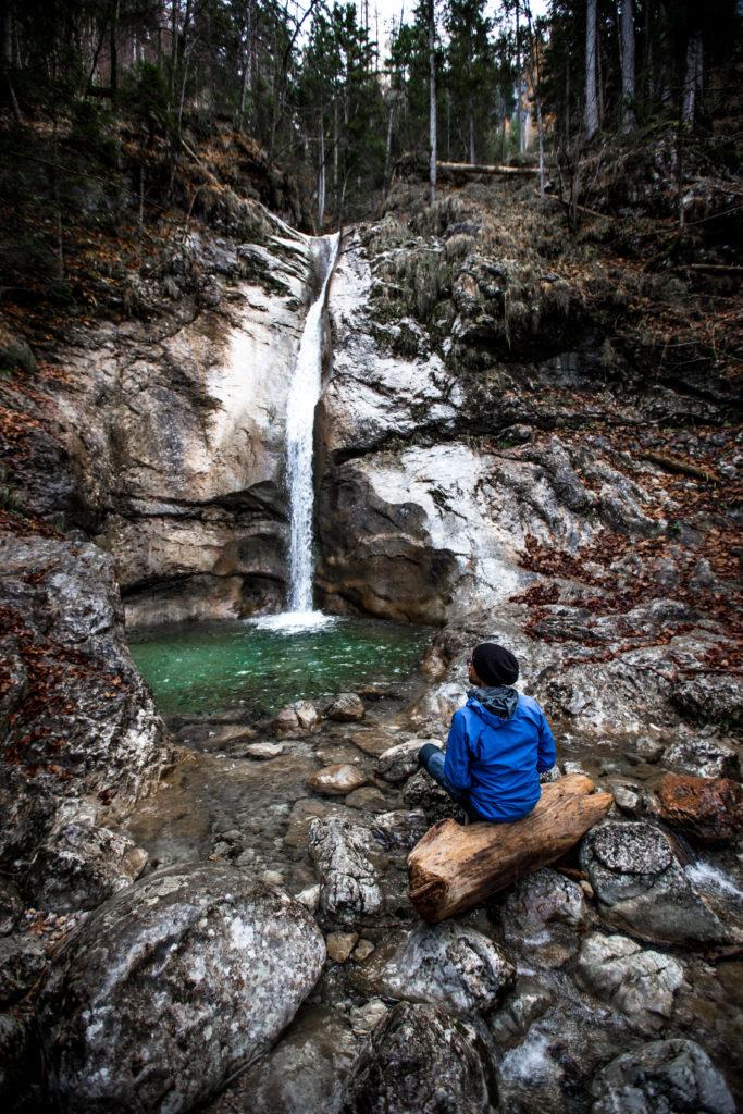 Königsbach Wasserfall Berchtesgaden