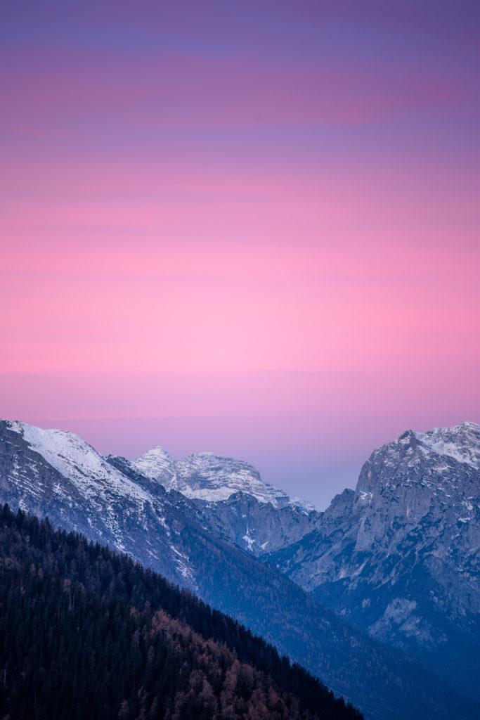 Rossfeld Berchtesgaden