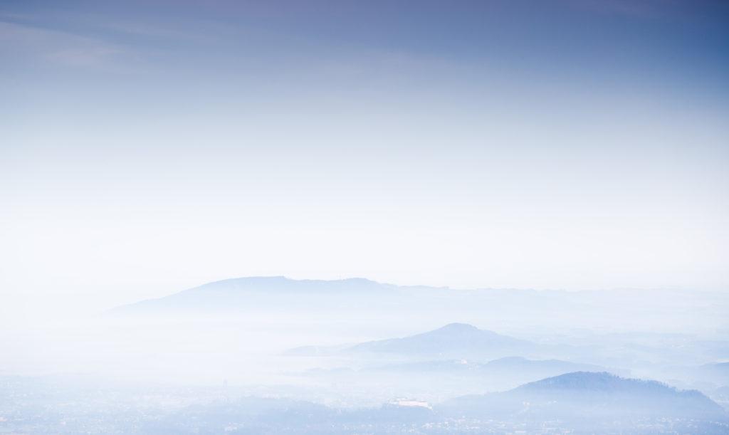 Nebel Salzburg