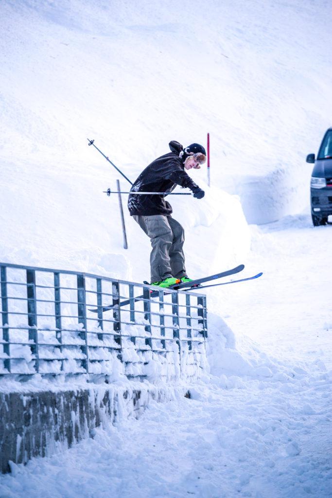 Tom Ritsch Urban Ski