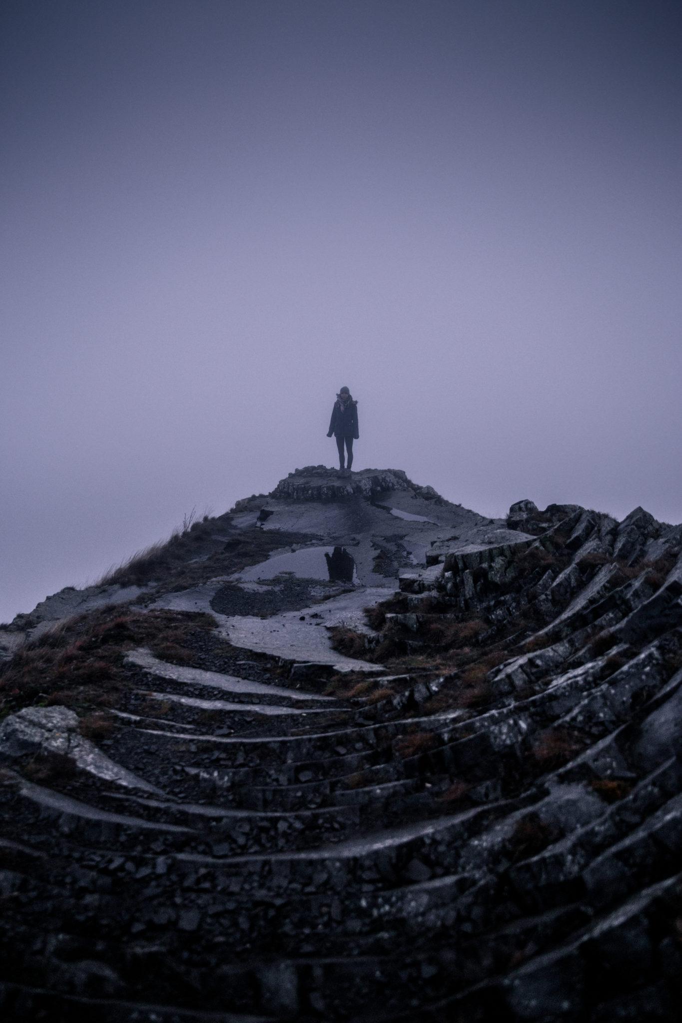 Abtsrodaer Kuppe Nebel