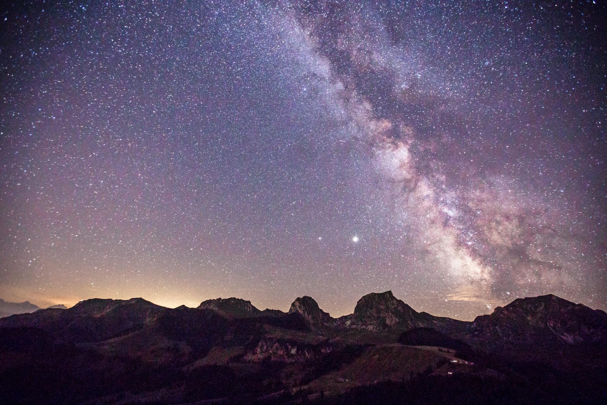 Sternehimmel Gurnigel